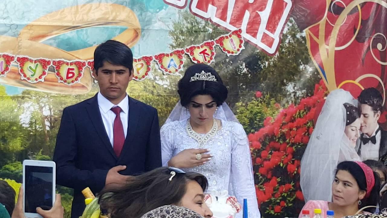 Wedding celebration in Tajikistan - YouTube