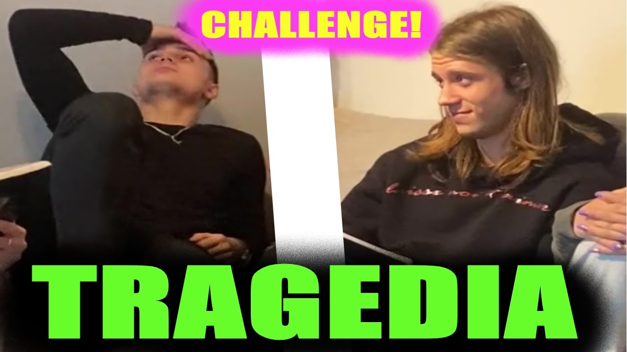 TRAGEDIA CHALLENGE! *OMG*   SLADE