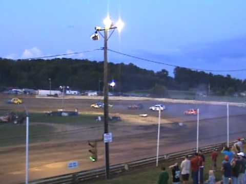 Lakeville Speedway 8-21-2009