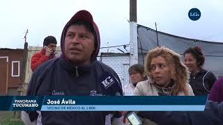 Pérdidas de líquidos cloacas, un contínuo problema en las calles tucumanas