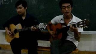 Nồng nàn Hà Nội guitar duet