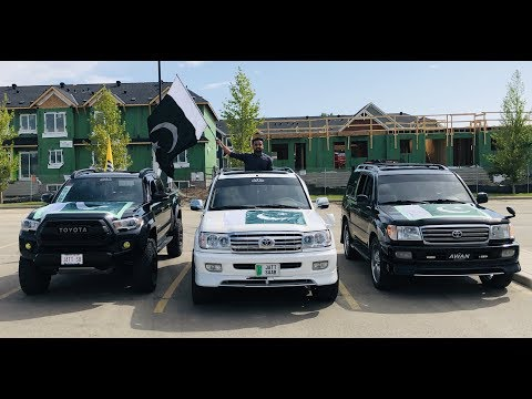 Repeat Pakistan Independence Day - 14 Aug 2019 by YYC Royals