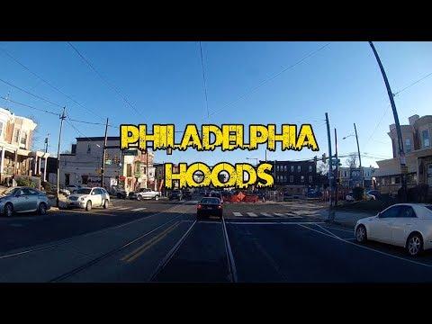 PHILADELPHIA HOODS | 63rd & Master Street
