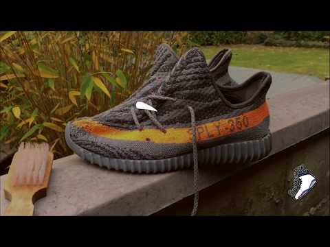 How to clean for FREE  - YEEZY BOOST 350