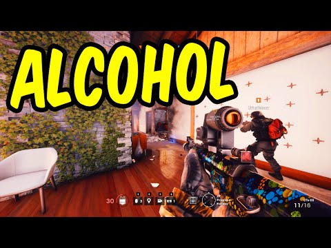 Alcohol - Rainbow Six Siege Chatter Challenge