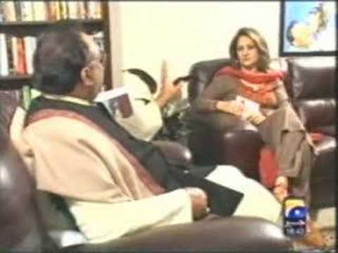 Altaf Hussain's Exclusive Interview with Bushra Ansari Part3