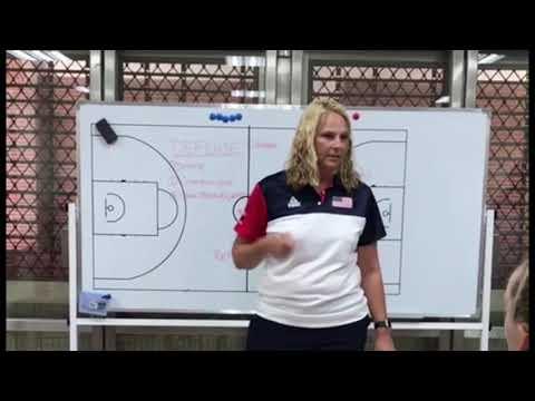 Terps2Taiwan - Brenda Frese Pregame vs. Uganda (8/21/17)