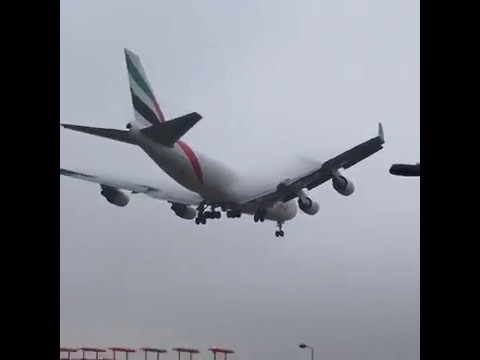 BIG JET TV LIVE - Deep Fog - 27R Arrivals