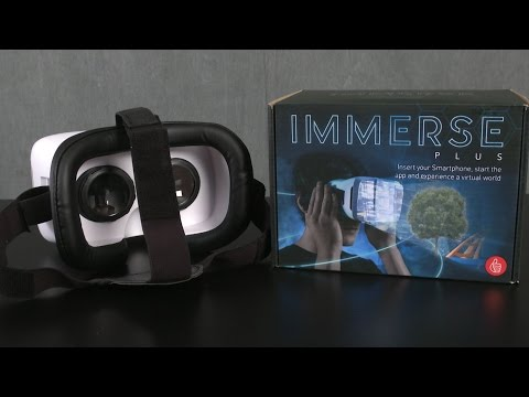 Immerse Plus Virtual Reality Headset from Thumbs UpKaynak: YouTube · Süre: 2 dakika23 saniye