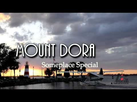 Mount Dora, Florida- The Festival City...but SO MUCH MORE!