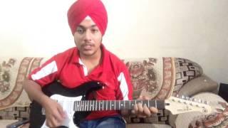Why Not Me-Enrique Iglesias Guitar tutorial+cover