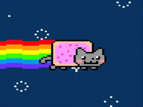 Nyan Cat & Derp Song