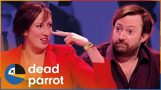 horse-riding-for-the-well-endowed-best-of-big-fat-quiz-dead-parrot