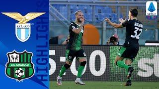 Lazio 1-2 Sassuolo | Caputo Scores Late Goal to Complete Comeback! | Serie A Tim