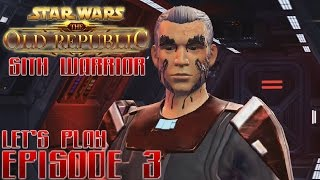 Swtor Sith Warrior Let