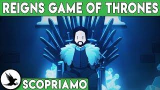 IL TRONO DI... CARTE ► REIGNS GAME OF THRONES Gameplay ITA [SCOPRIAMO]