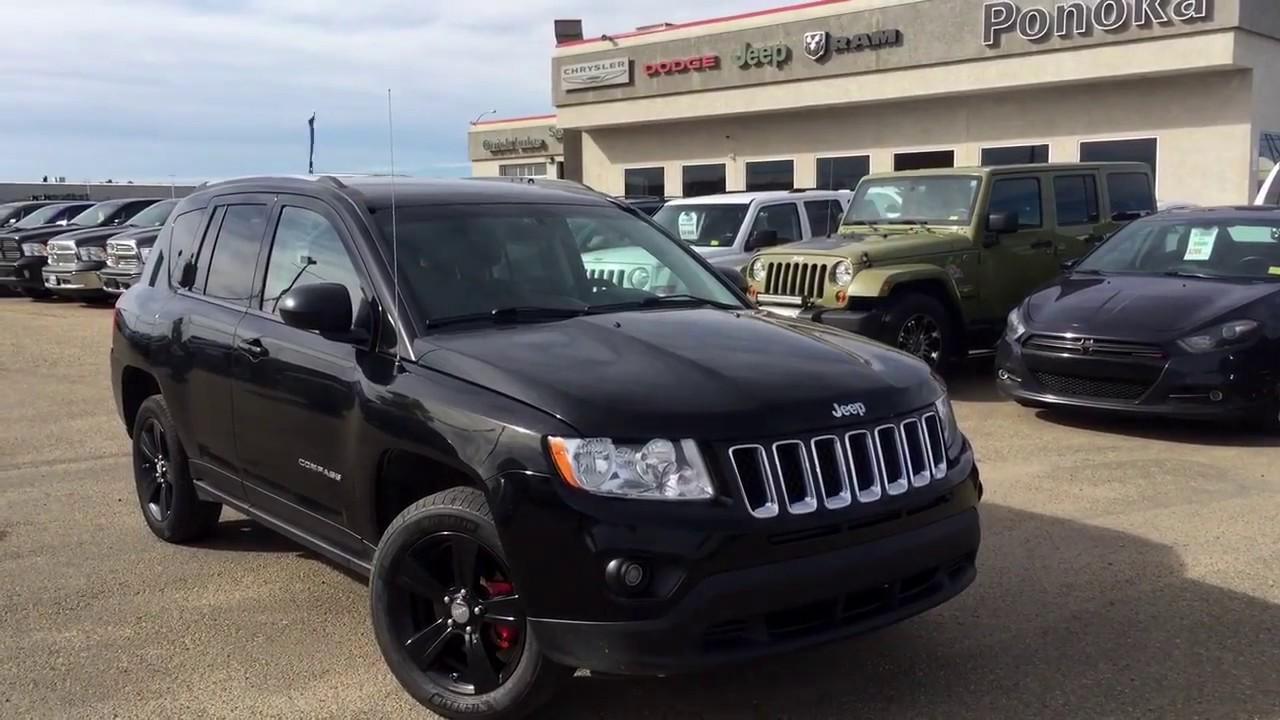 2013 Jeep Compass Sport 4x4