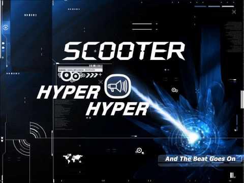 Scooter - Hyper Hyper (Techno DNM Remix)(Audio HD)