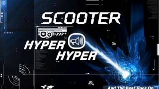 Scooter - Hyper Hyper (Techno DNM Remix)(Audio HD)