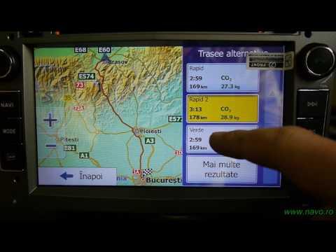 Navigatie Radio-DVD-GPS Opel Astra-Corsa Android 6.0 Quad-Core Eway EW870P6QH