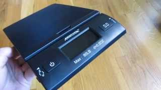 Accuteck Postal Scale - Detailed Demo and Review