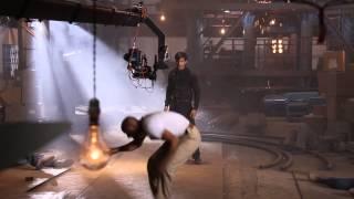 4 Lions Films | Qubool Hai  BTS | Karan Singh Grover stunt Part 2
