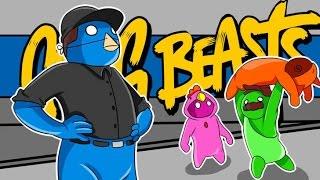 Duelo de torombolos | gang beast