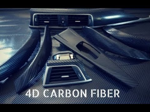 Wrapped My Interior 4d Carbon Fiber F30 340i Diy Youtube