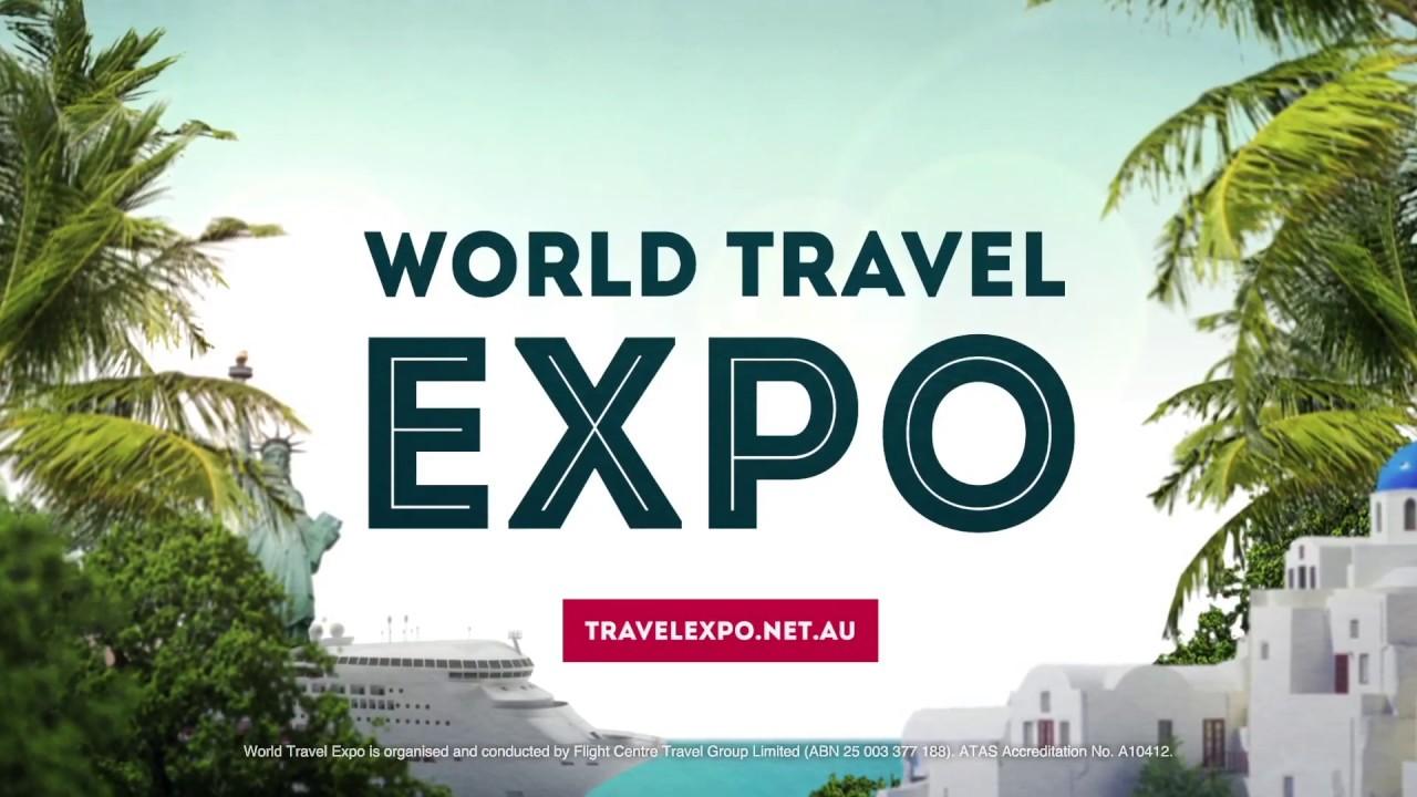 World Travel Expo - Promo Video