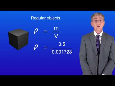 GCSE Physics (9-1) Required practical: Density