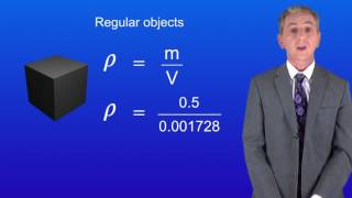 GCSE Science Physics (9-1) Required practical 5: Density
