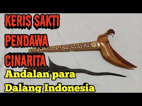 KERIS SAKTI PUSAKA PARA DALANG INDONESIA