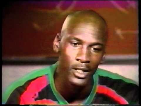 Roads to Success Richard Lawson s Michael Jordan