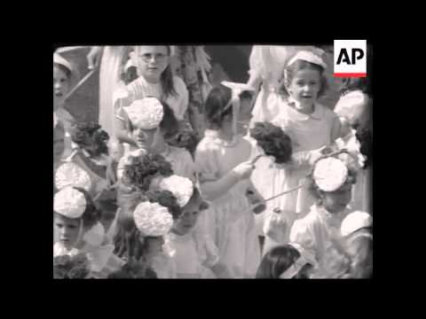 HERITAGE OF SONG NO 2 - THE ROSES RED AND WHITE - LANCASHIRE AND YORKSHIRE - SOUND - COMMENTARY BY W
