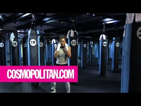 9 Basic Boxing Moves To Kick Some A$$ | Cosmopolitan