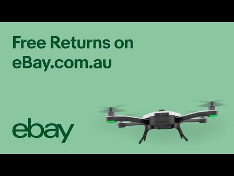 Free Returns On EBay.com.au