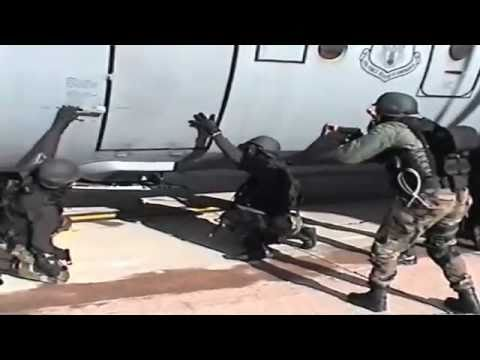Jim Wagner History: U.S. Air Force Security Forces Training (SpecOps)