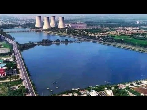 Bathinda - The Beautiful city of lakes | Mittal Mall | Peninsula Mall | Thermal Plant| Punjab