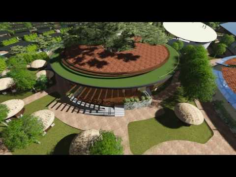 KUBLIAN: A Holistic Healing And Wellness Center Through Sustainable Biodynamic Agritecture