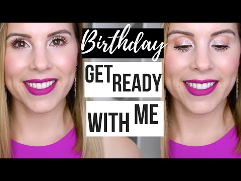 Chatty Get Ready with Me on my Birthday! thumbnail