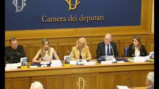 Roma - Presentazione libro On. Tarzia - Conferenza stampa di Gian Luigi Gigli (07.03.17)