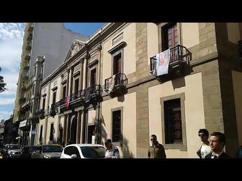 Ciudad Vieja in Montevideo, Uruguay