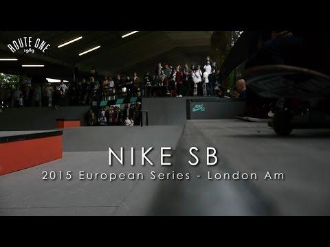 Nike SB London AM 2015