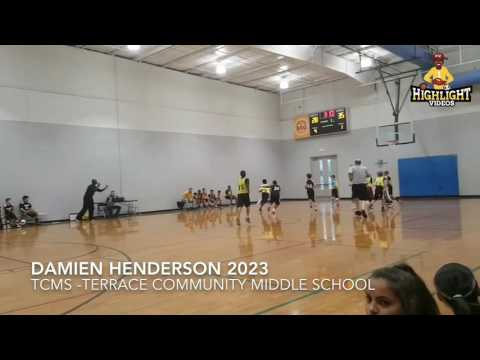 Damien Henderson 2023