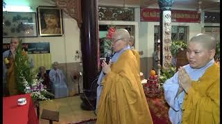 ĐL Tưởng Niệm Thất Thế Phụ Mẫu - Mùa Vu Lan Báo Hiếu PL2558 - Chùa Vô Ưu Tân Bình