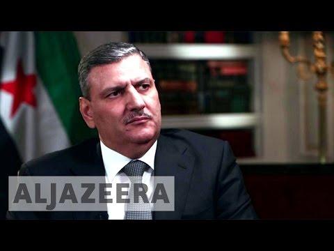 Talk to Al Jazeera - Syrian opposition coordinator: 'US policy is weak'