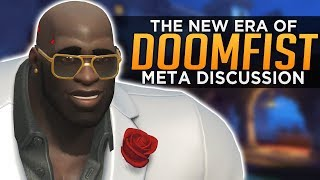 Overwatch: The NEW Era of DOOMFIST! - Meta Discussion