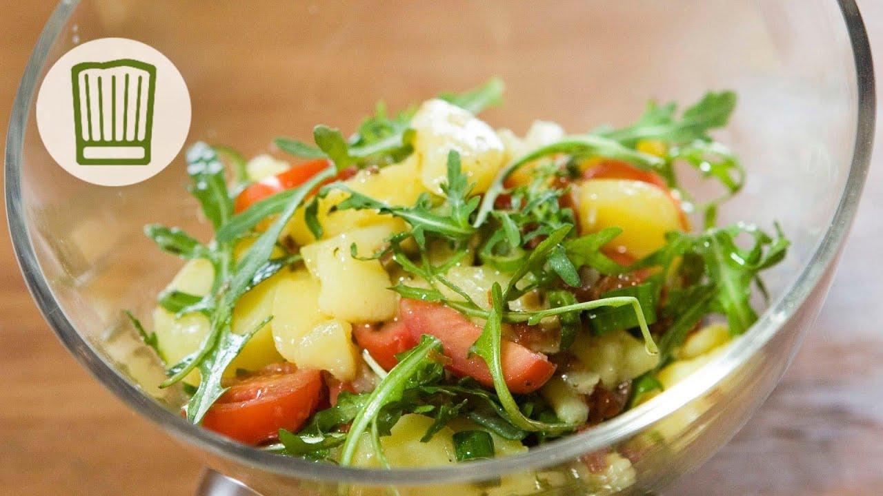 Kartoffelsalat Mediterran Chefkoch Youtube