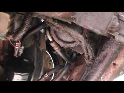 GMC Jimmy - Есть ли связь между недоливом масла в двигатель и запуском?