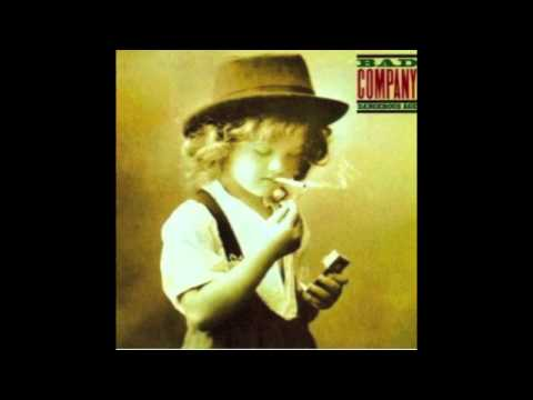 Bad Company-No Smoke Without Fire